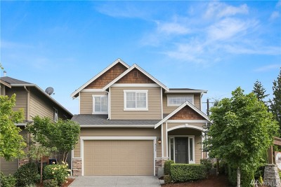 Bothell Single Family Home For Sale: 532 194th Place SE