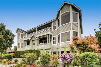 Edmonds Condo/Townhouse Contingent: 239 4th Ave S #102