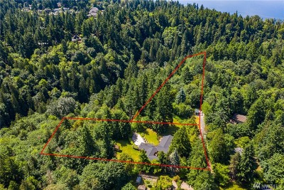 Kirkland Residential Lots & Land For Sale: 12604 72nd Ave NE