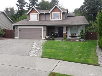 Monroe Single Family Home For Sale: 16889 Snowgrass Mountain Rd SE