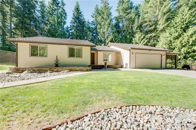 Silverdale Single Family Home Pending: 12290 Willamette Meridian Rd NW