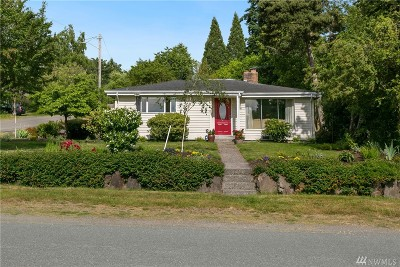 Shoreline Single Family Home For Sale: 14556 20th Ave NE