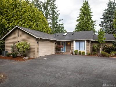 Sammamish Single Family Home For Sale: 21812 NE 1st St
