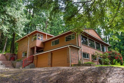 Issaquah Single Family Home For Sale: 20824 SE 123rd St