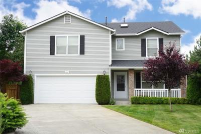 Covington Single Family Home For Sale: 18221 SE 244th Place