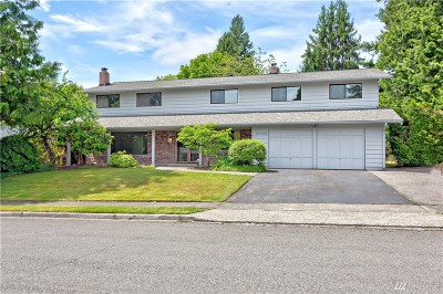 Bothell Single Family Home For Sale: 20105 107th Ave NE