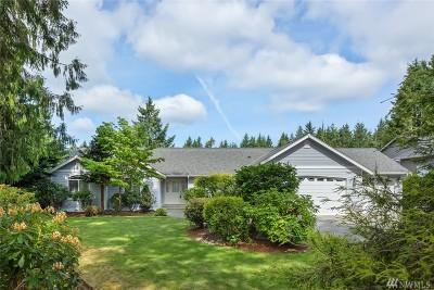 Allyn Single Family Home For Sale: 50 E Hofaker Rd