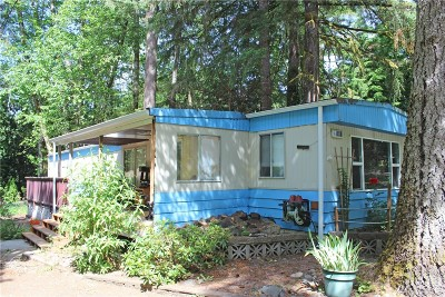 Olympia WA Single Family Home For Sale: $109,900