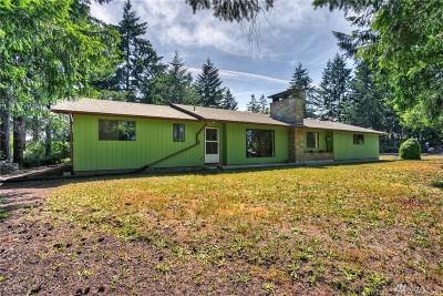Mason County Single Family Home Pending Inspection: 71 E Park Lane