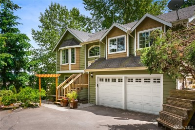 Seattle, Bellevue, Kenmore, Kirkland, Bothell Single Family Home For Sale: 10840 24th Ave NE