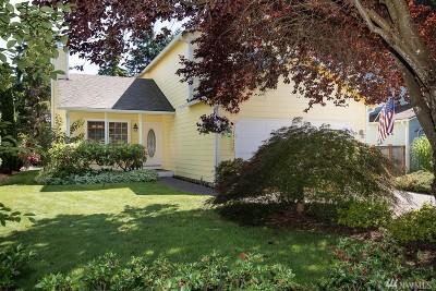 Monroe Single Family Home For Sale: 17520 Stanton St SE