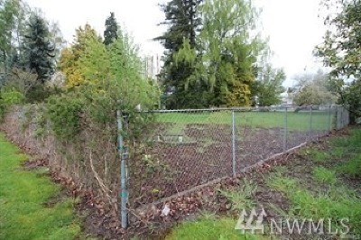 Puyallup Residential Lots & Land For Sale: 1301 W Stewart
