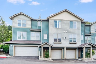 SeaTac Condo/Townhouse For Sale: 21507 42nd Ave S #G2