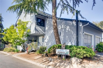 Des Moines Condo/Townhouse For Sale: 21634 14th Ave S #C1