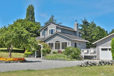 Freeland Single Family Home Pending Inspection: 1983 Hillvista Place