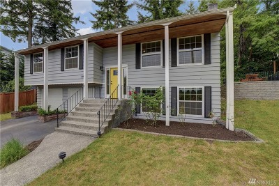 Shoreline Single Family Home For Sale: 1139 N 146th Place