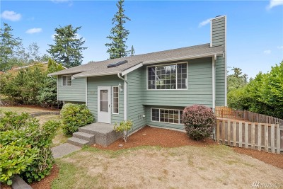 Bellingham WA Single Family Home For Sale: $448,000