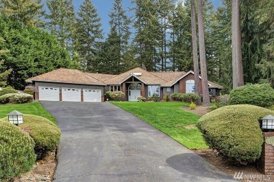Sammamish Single Family Home For Sale: 2524 239th Ave SE