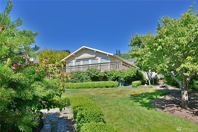 Hansville Single Family Home For Sale: 37659 Olympic View Rd NE