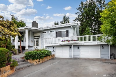 Federal Way Single Family Home For Sale: 1115 SW 300th St