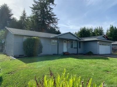 Montesano Single Family Home For Sale: 833 Englund Ave