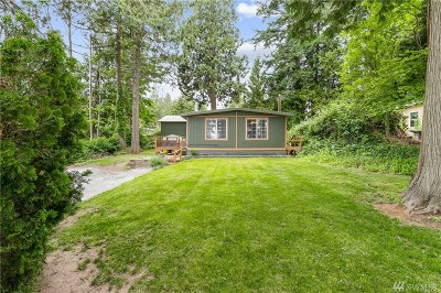 Ferndale Single Family Home Pending: 4527 Orcas Wy