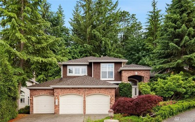 Issaquah Single Family Home For Sale: 5974 Mont Blanc Place NW