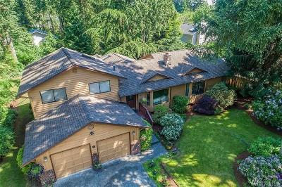 Bothell Single Family Home For Sale: 19925 Bartlett Rd