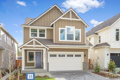 Maple Valley Single Family Home For Sale: 22721 SE 275th Place
