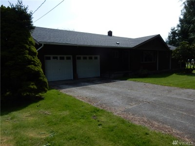 Concrete Single Family Home For Sale: 7009 N Wilde Rd