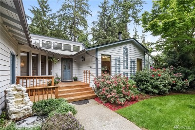 Woodinville Single Family Home For Sale: 22924 57th Ave SE