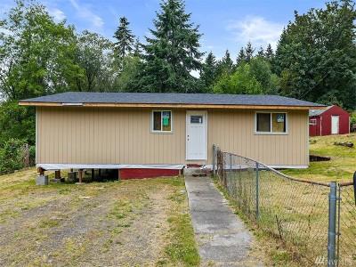 Shelton WA Single Family Home For Sale: $115,000
