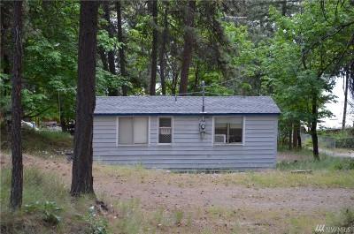Chelan, Chelan Falls, Entiat, Manson, Brewster, Bridgeport, Orondo Residential Lots & Land For Sale: 11406 S Lakeshore Rd