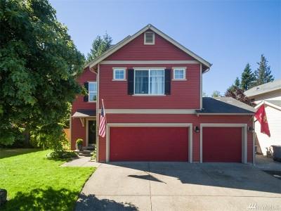 Bonney Lake Single Family Home For Sale: 19610 99th St Ct E