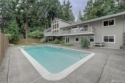 Mercer Island WA Single Family Home For Sale: $1,890,000