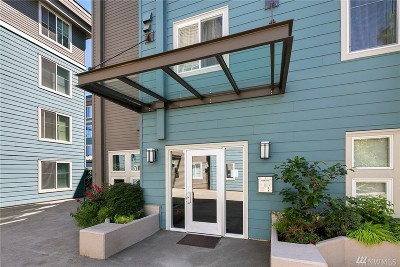 Seattle Condo/Townhouse For Sale: 300 10th Ave #A302