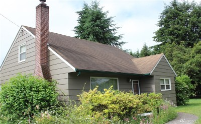 Rochester WA Single Family Home For Sale: $485,000