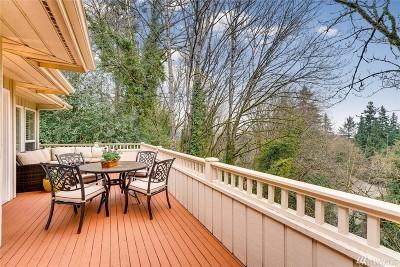 Mercer Island Single Family Home For Sale: 4761 Fernridge Lane