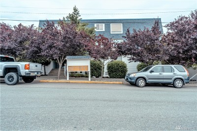 Anacortes Condo/Townhouse Sold: 910 34th St #202