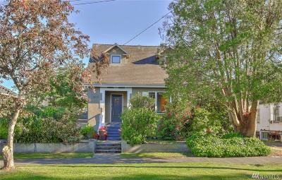 Seattle Single Family Home For Sale: 2807 NW 63rd St