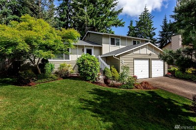 Everett Single Family Home For Sale: 11 77th St SE