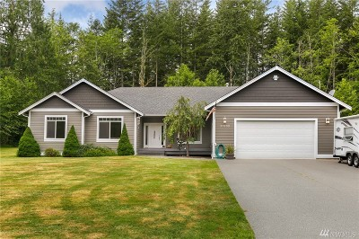 Granite Falls Single Family Home Contingent: 21232 36th St NE