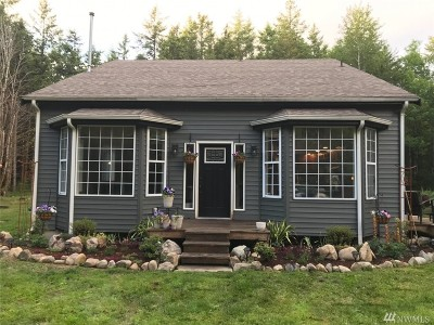 Rainier Single Family Home Contingent: 14640 164th Lane SE