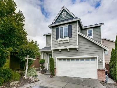 Bothell Condo/Townhouse For Sale: 18328 38th Dr SE
