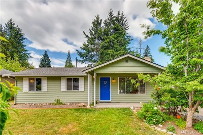 Edmonds Single Family Home For Sale: 20630 77th Place W