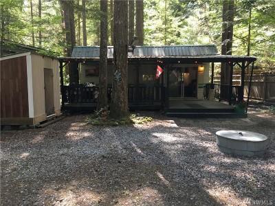 Deming Single Family Home For Sale: 69 Goldrush Rd