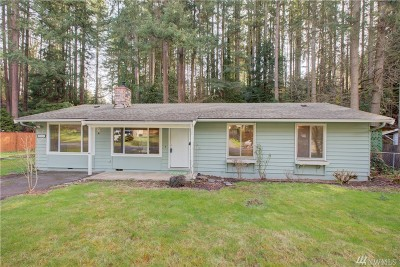 Woodinville Single Family Home For Sale: 15632 173rd Ave NE