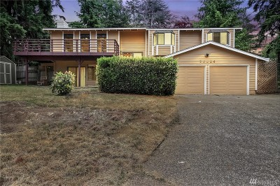 Federal Way Single Family Home For Sale: 30224 25th Ave SW