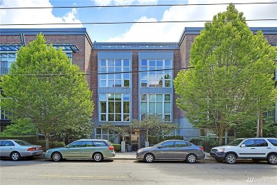 Condo/Townhouse Sold: 1812 19th Ave #114