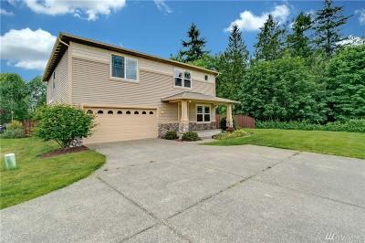 Monroe Single Family Home Contingent: 20613 Glenview Lane Lane SE